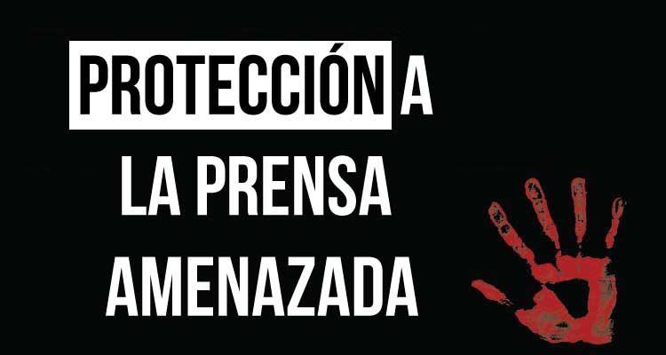 LAS AMENAZAS EN CONTRA DE AGENCIA DE PRENSA MINERA FUERON CUMPLIDAS POR DELINCUENTES.