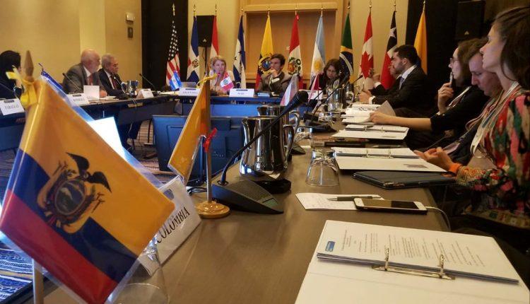 ECUADOR SERÁ SEDE DE LA X CONFERENCIA DE MINISTERIOS DE MINERÍA.