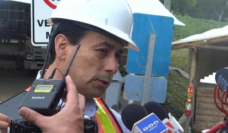 Entrevista a viceministro Fernando Benalcázar.