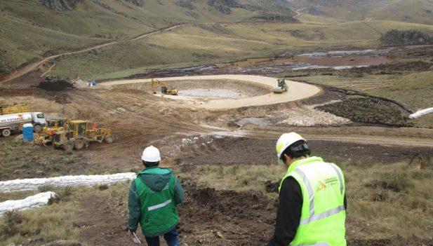 Cajamarca: Piden paralización de trabajos mineros que amenazan quebrada