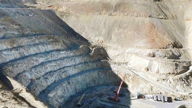 Mineras canadienses se unen al proyecto minero de Cerro Casale en Chile.
