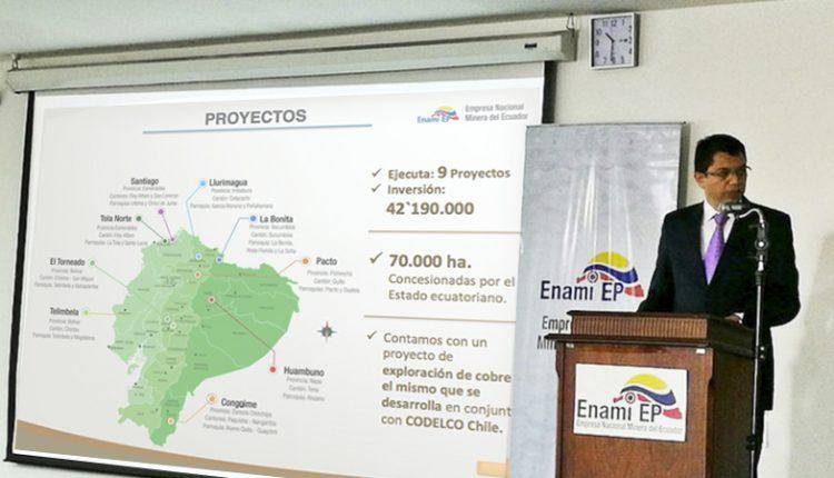 ENAMI EP: Por un desarrollo ambiental y social responsable