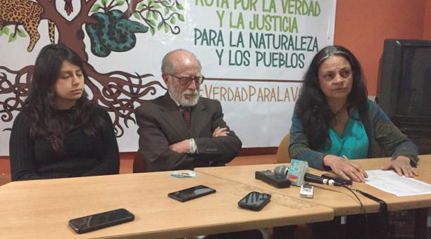 Violaciones a los Derechos de la Naturaleza en Ecuador, Genera Cruzada por Recaudación de Datos