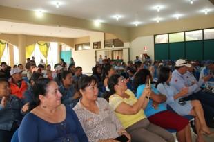 Proyecto minero Mirador de la Municipalidad de El Pangui Recibió USD 922.000