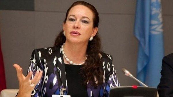 Maria Fernanda Espinoza Defiende los Principios Recogidos en el Acuerdo de París Ante la ONU