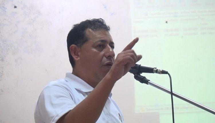 BOLETIN DE PRENSA ENVIADO POR ARCLACOVA. En Portovelo proponen a Vicente Cayambe como alcalde.