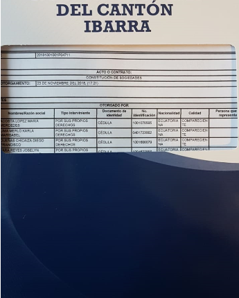 Boletin de Prensa enviado por I.C.E.