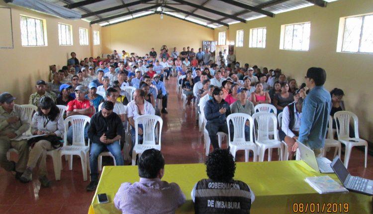 Socializan temas mineros en San Pedro.