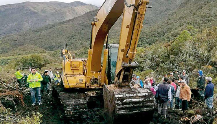 110 denuncias por daños al ambiente en el Azuay