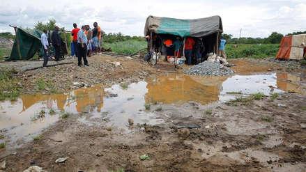 Al menos 23 mineros ilegales murieron tras inundación en minas de oro en Zimbabue