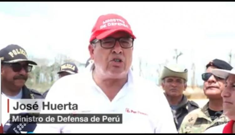 Operación Mercurio 2019: Perú combate la minería ilegal y el crimen en La Pampa.