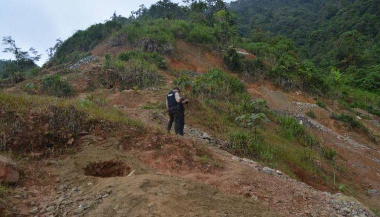 Minería ilegal en El Cielito deja secuelas ambientales
