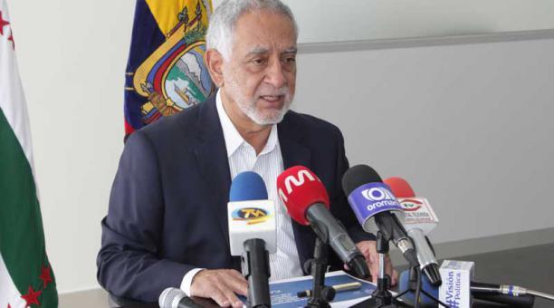 'La minería en Ecuador va porque va', dice el Ministro de Hidrocarburos.