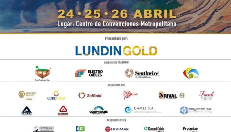 Expominas 2019 en centro de convenciones metropolitano.