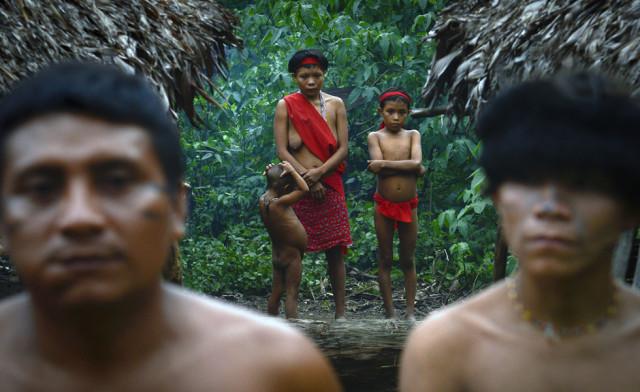 La minería ilegal está destruyendo a los Yanomami