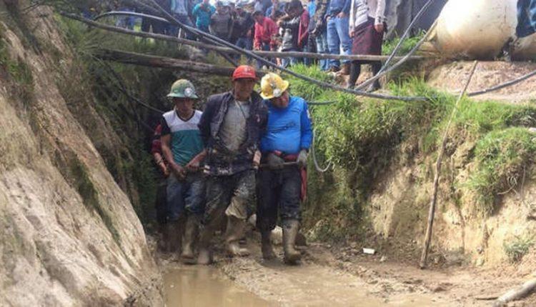 Ocho mineros mueren asfixiados en una mina ilegal de Perú