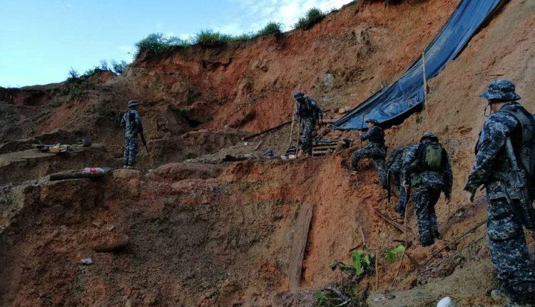 La minería irregular amenaza a tres poblaciones rurales de Carchi