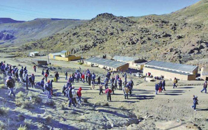 La minería de Porco genera miles de fuentes de empleo