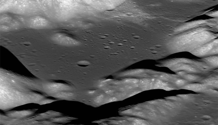 La luna menguante podría estar generando terremotos de luna