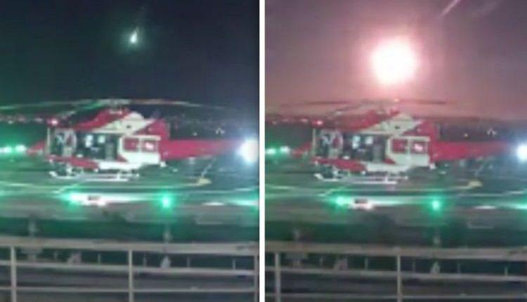 Meteoros de la NASA: una bola de fuego 'hipersónica' acaba de llegar a Australia con el poder de una bomba NUCLEAR – Express.co.uk