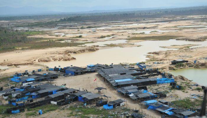 Operación Mercurio 2019 combate minería ilegal