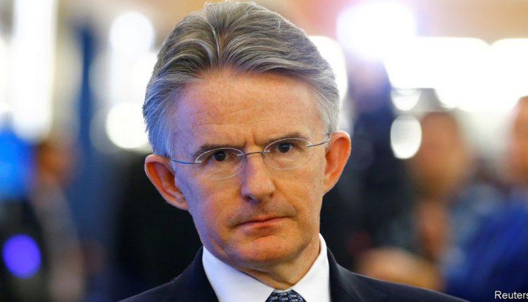 La sorprendente partida del director ejecutivo de HSBC