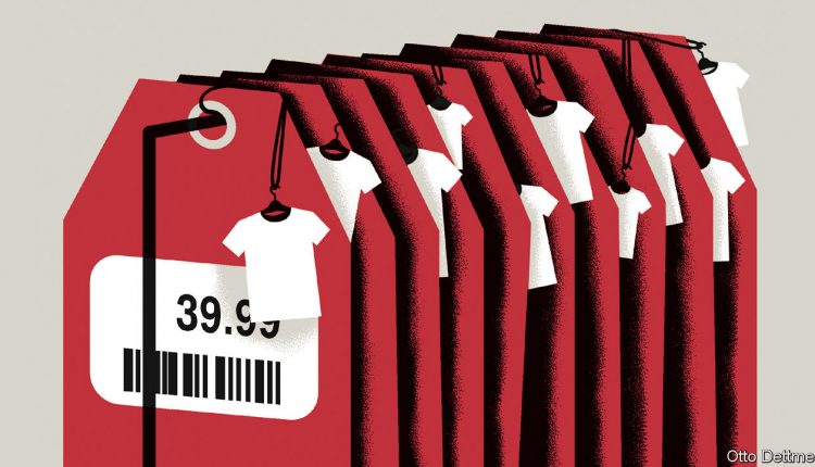 Los precios de muchos bienes no se mueven como los economistas piensan que deberían