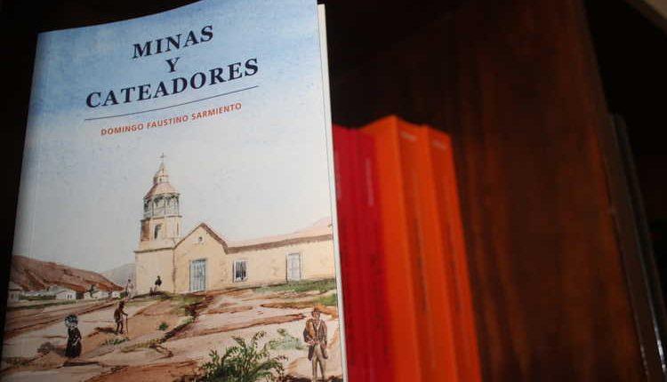 Libro expone el nacimiento de la minería en el norte de Chile