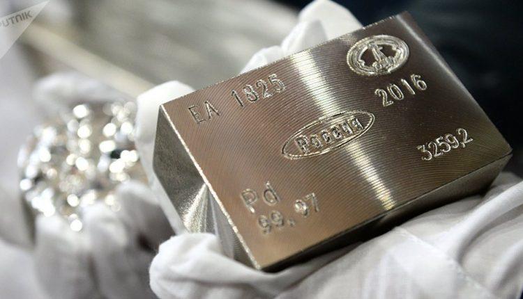 Descubre qué metal se encarece más rápido que el oro