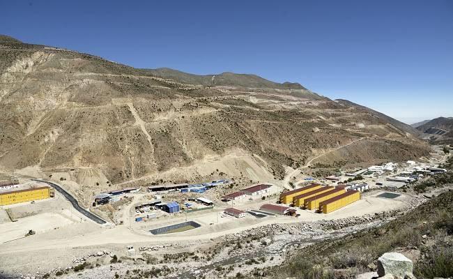 Anglo American: construcción de Quellaveco presenta un 35% de avance