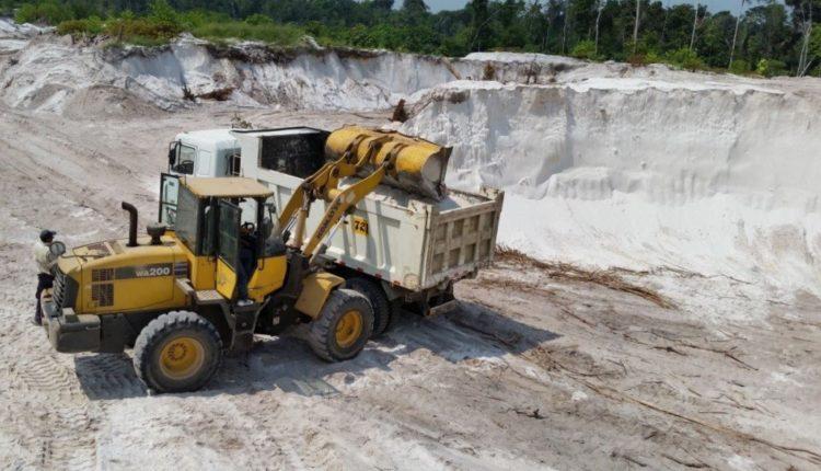 Loreto: dictan primera sentencia contra la minería ilegal en Iquitos