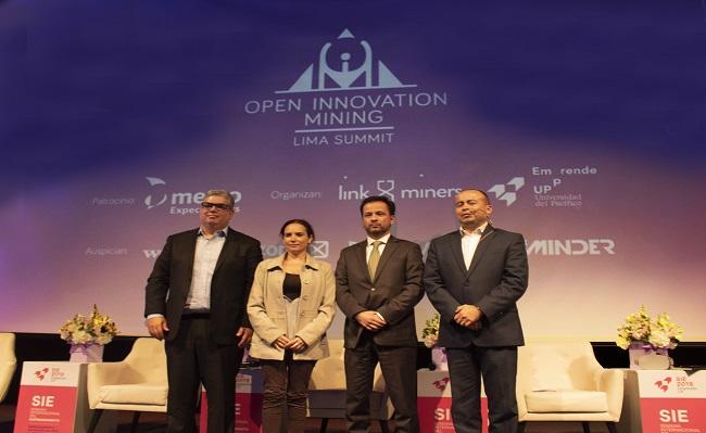 Mineras proponen impulsar innovación abierta en el sector extractivo