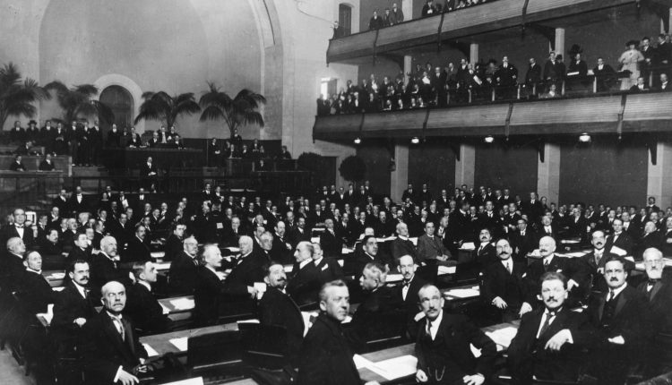 ¿Por qué la Liga de las Naciones estaba condenada antes de comenzar?