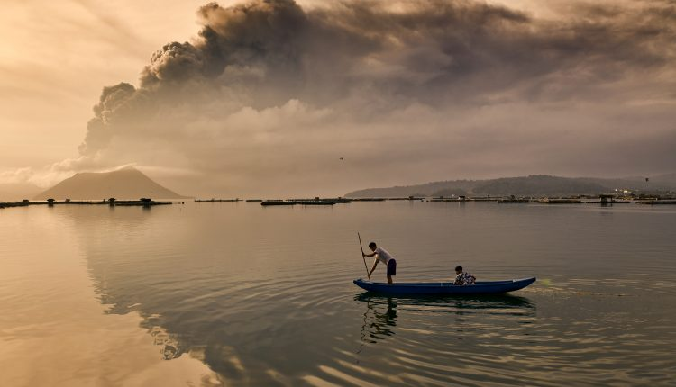 ¿Viaja a las Filipinas? Que saber sobre el volcán