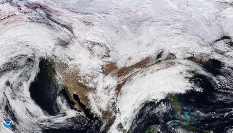 El clima muestra evidencia del cambio climático todos los días desde 2012