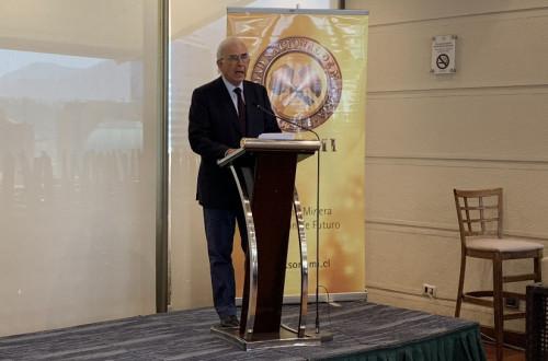 """Presidente de Sonami: """"La minería tendrá un rol gravitante para mantener la economía y reactivar el crecimiento"""""""