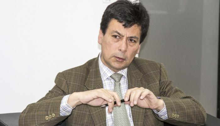 Fernando Benalcázar renunció al Viceministerio de Minería