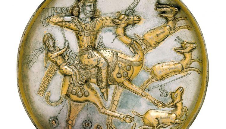 Un imperio persa renacido capturó las tierras de Roma y su emperado