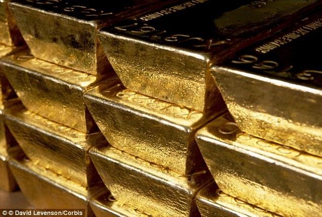 Precios del oro suben ante incremento en casos de coronavirus