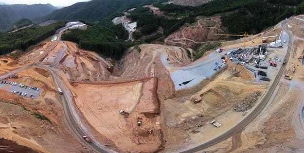 Eldorado reduce las operaciones en la mina Lamaque en Quebec