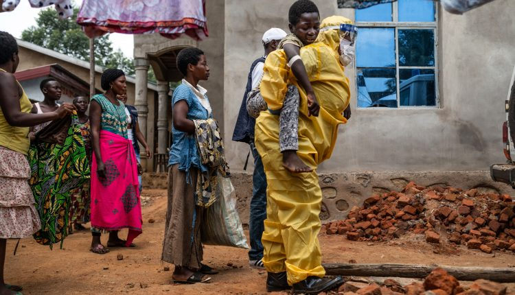 El segundo brote de ébola más grande en la historia finalmente puede haber terminado