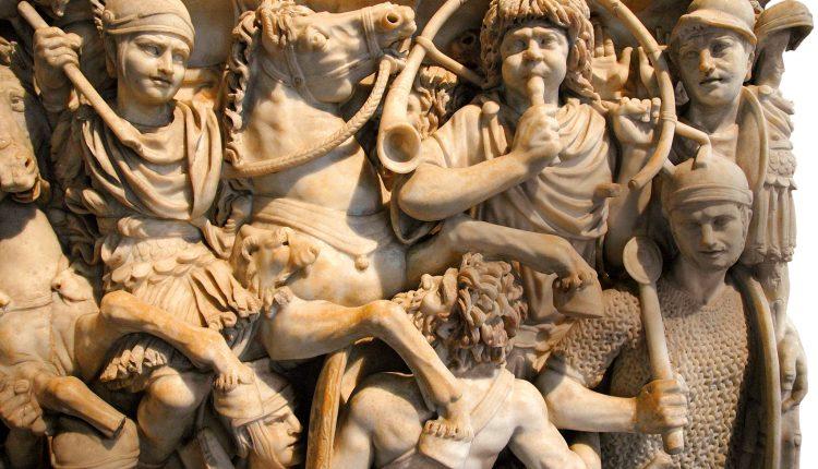 Los bárbaros y las legiones de Roma lucharon a lo largo del Danubio durante 400 años.
